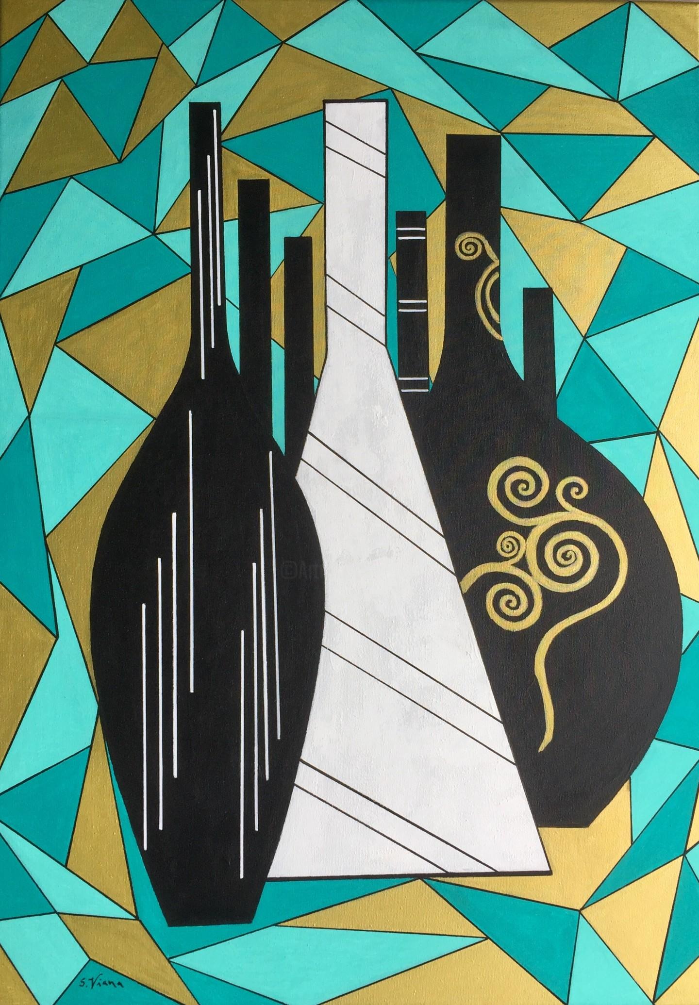 Salette Viana - Composition 21