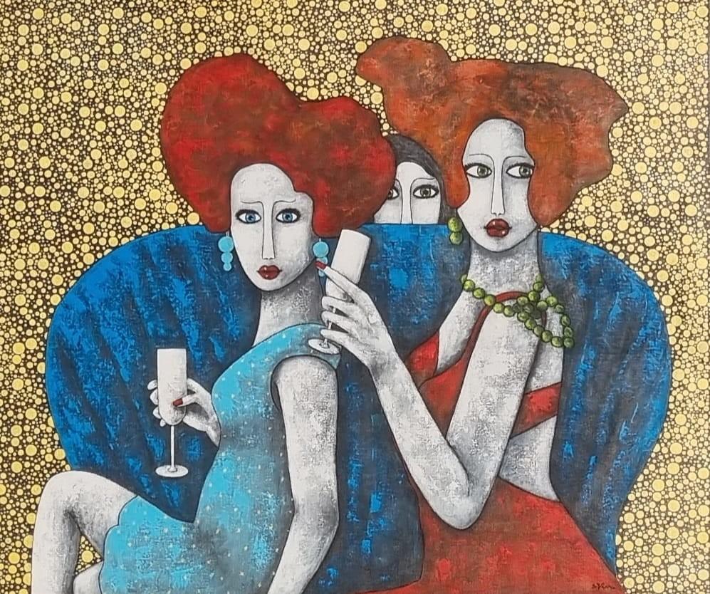 Salette Viana - Champagne